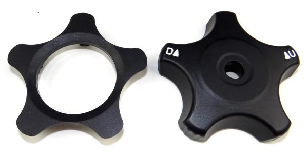 Olympus 160 Series Control Knob-U/D Shell Set