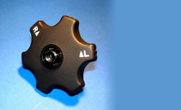 Olympus 160 L/R & 180 L/R Control Wheel-Assembly